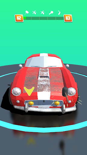 Car Restoration 3D 1.9 screenshots 19
