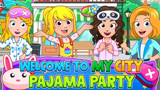 My City : Pajama Party Screenshot