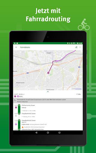 VRR-App - Fahrplanauskunft 5.54.17317 Screenshots 11