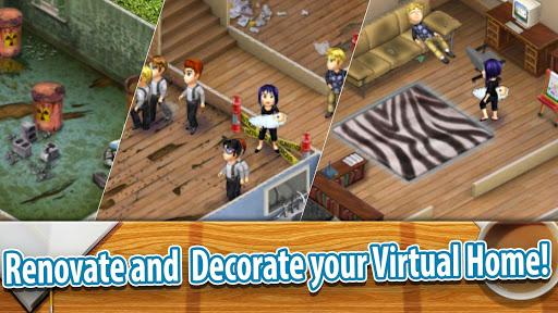Virtual Families 2 APK MOD (Astuce) screenshots 2