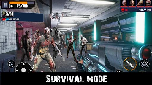 Zombie Hunter 3D: Offline FPS Shooting Game 2021  screenshots 4