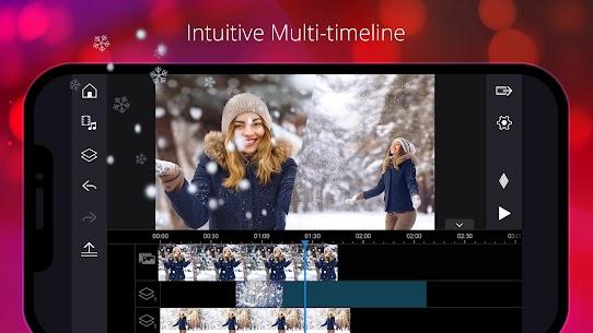 PowerDirector – Video Editor App MOD (Premium) 3