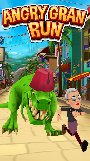 Angry Gran Run - Running Game 2.15.1 screenshots 6