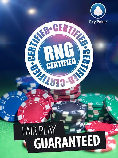 City Poker: Holdem, Omaha  screenshots 8