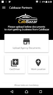 CabBazar Partners 5.3 Mod APK [Unlocked] 1