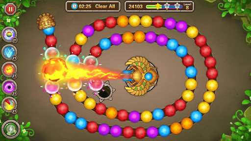 Jungle Marble Blast screenshots 7