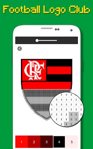Logotipo Do Futebol Brasileiro Cor Por Nu00famero 9.0 screenshots 1