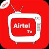 Free Airtel TV &  Live Net TV HD Channel Tips app apk icon