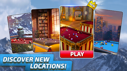 Pool Clash: new 8 ball billiards game 0.30.1 screenshots 13