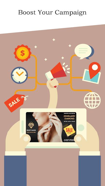Ad Maker, Video Editor, Explainer Video Maker  poster 7