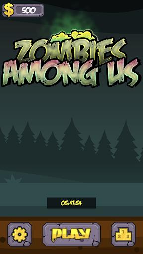 Code Triche Zombies Among Us APK MOD (Astuce) screenshots 1