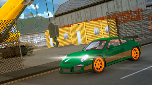 Racing Car Driving Simulator 4.7 screenshots 2