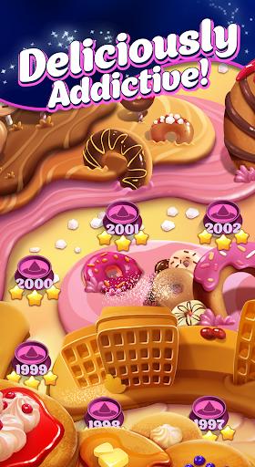 Crafty Candy – Match 3 Adventure modiapk screenshots 1