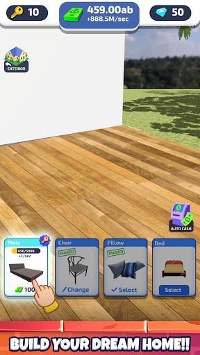 Idle Home android2mod screenshots 4