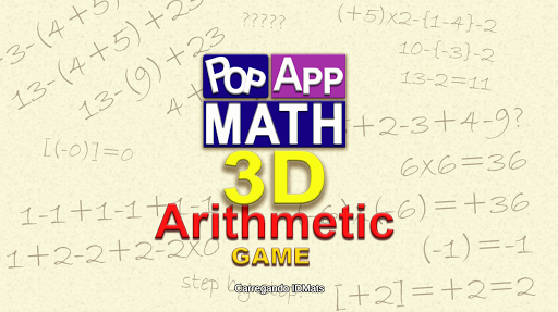 3DArith Game Math Expressions step by step 1.17 screenshots 1