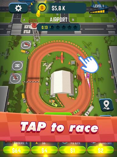 Idle Race Rider u2014 Car tycoon simulator 0.4.16 screenshots 6