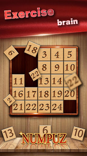 Numpuz: Classic Number Games, Free Riddle Puzzle 4.4501 screenshots 4