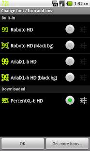 BN Pro PercentXL-b HD Text