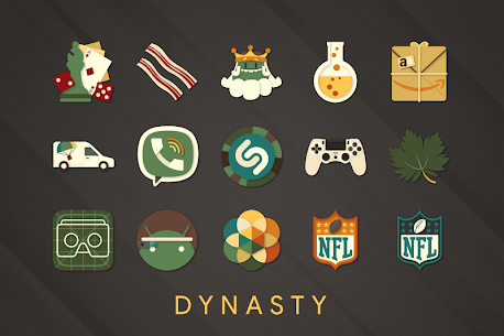 Dynasty Retro Icon Pack v4.5 [Patched] 5