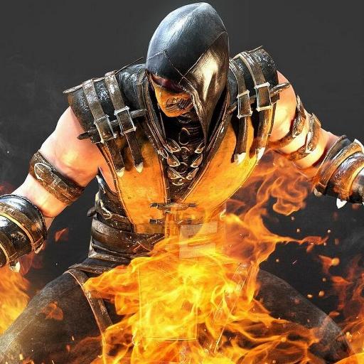 Baixar How to draw Mortal K characters para Android