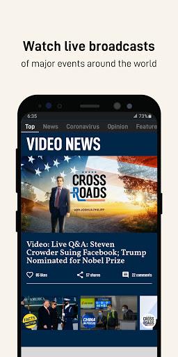 The Epoch Times: Live & Breaking News  screenshots 6