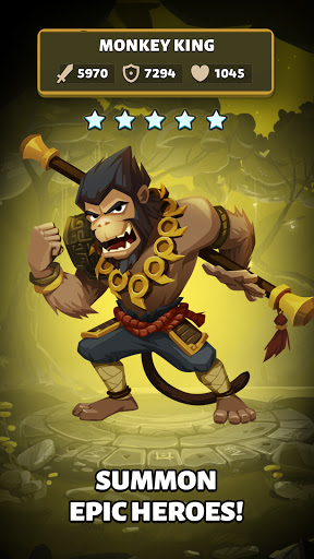 Fable Wars: Epic Puzzle RPG  screenshots 2