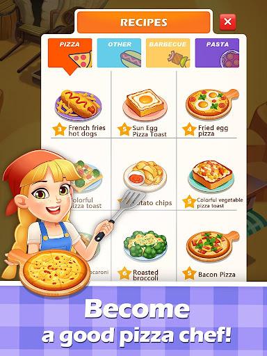 Pizza Master Chef Story screenshots 11