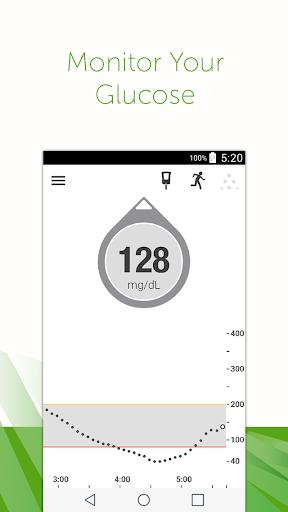Dexcom G5 Mobile 1.7.10.1 Screenshots 1