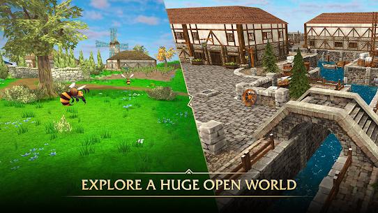 RPG Ancients Reborn: MMORPG 1