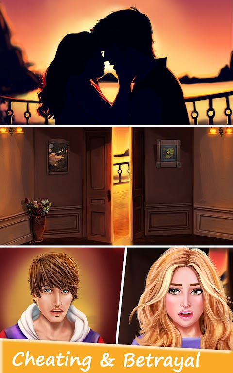 College Love Story: Interactive Game with Chapters  poster 13