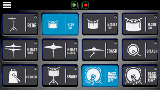 Drum Solo Pads 1.4.7 screenshots 1