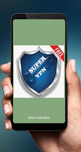Super VPN Free Hotspot Shield Unlimited Proxy VPN 2.1