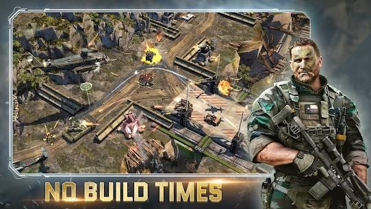 War Commander: Rogue Assault Mod Apk 5.9.0 (God Mode) 1