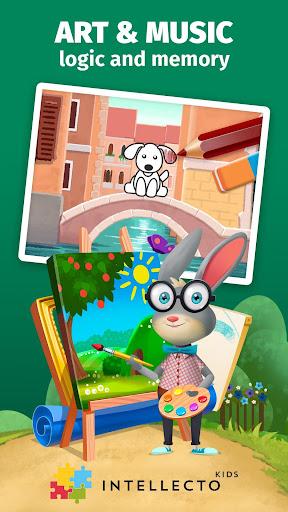 IK: Preschool learning & educational kindergarten screenshots 4