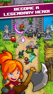 Dash Quest Heroes MOD Apk 1.5.22 (Unlocked) 1