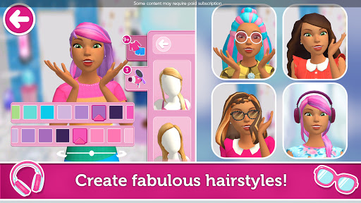 Barbie Dreamhouse Adventures apktram screenshots 22