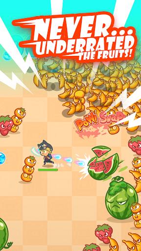 Magic Fruit Survival: Auto shooting Endless runner 0.3.0 screenshots 4
