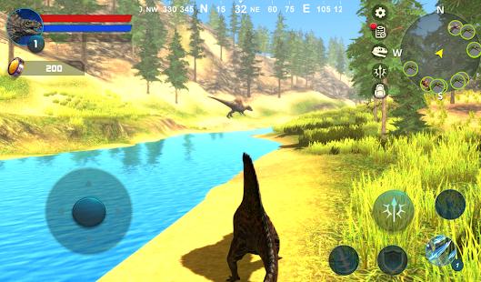 Dimetrodon Simulator screenshots 14