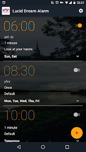 Lucid Dream Alarm  For Pc – Install On Windows And Mac – Free Download 1