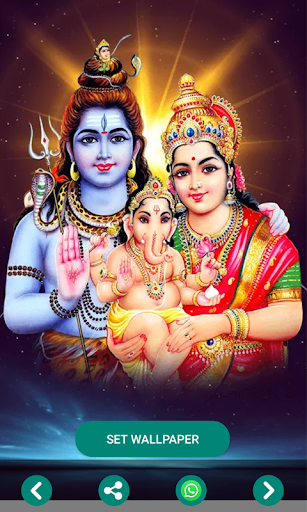 All Gods Wallpapers - Hindu Gods HD Wallpapers screenshots 4