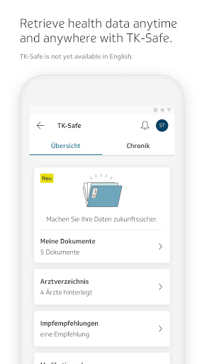 TK-App  Screenshots 6