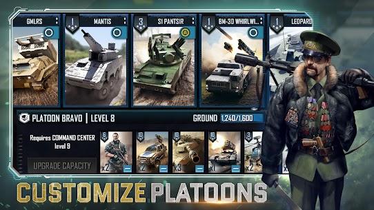 War Commander: Rogue Assault Mod Apk 5.9.0 (God Mode) 6