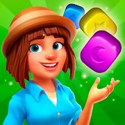 Treasure Quest Blast - match 3. Jewel cubes game