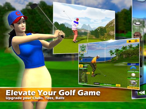Golden Tee Golf: Online Games 3.30 screenshots 12
