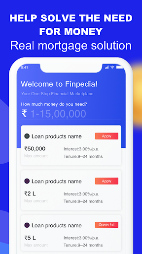 Finpedia - To Become Everyoneu2019s Financial Partner android2mod screenshots 3