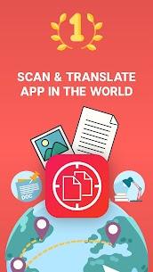 Scan Translate v4.7.1 Mod APK 1