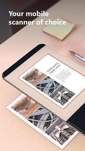Microsoft Lens - PDF Scanner android2mod screenshots 1