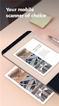 screenshot of Microsoft Lens - PDF Scanner