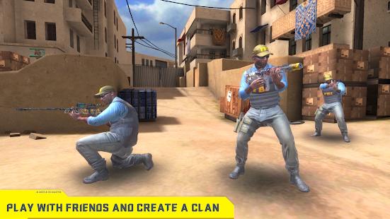 Counter Attack - Multiplayer FPS screenshots apk mod 5