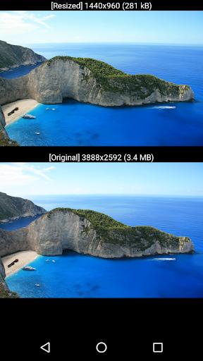 Photo & Picture Resizer: Resize, Downsize, Adjust 1.0.289 Screenshots 8